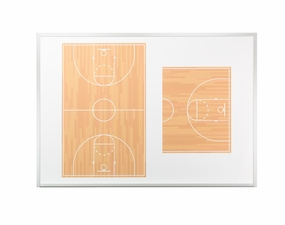 Basketball Dry Erase Board