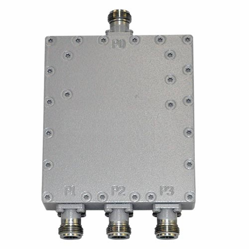200-DD-FFN-3, 3-Way Low PIM Power Divider