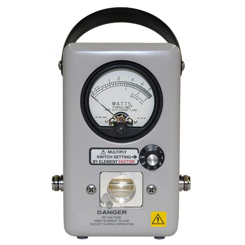Bird 4410A, Multipower RF Wattmeter | Bird RF Online Store