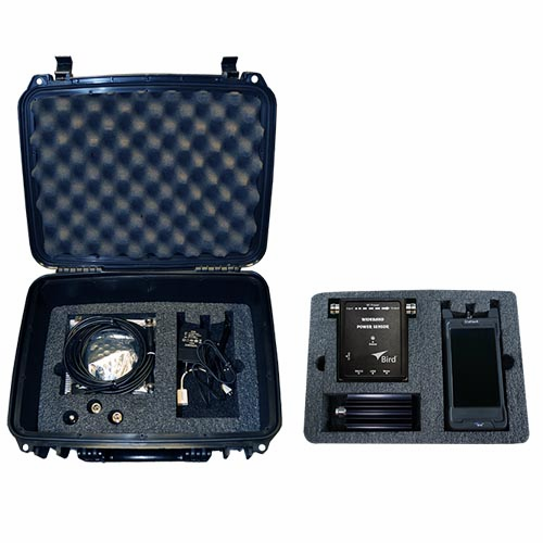 7003A001-19, SiteHawk Antenna and Cable Analyzer Test Kit (100mW - 100W Avg, 260W Peak Wideband Power Sensor) [General Purpose]
