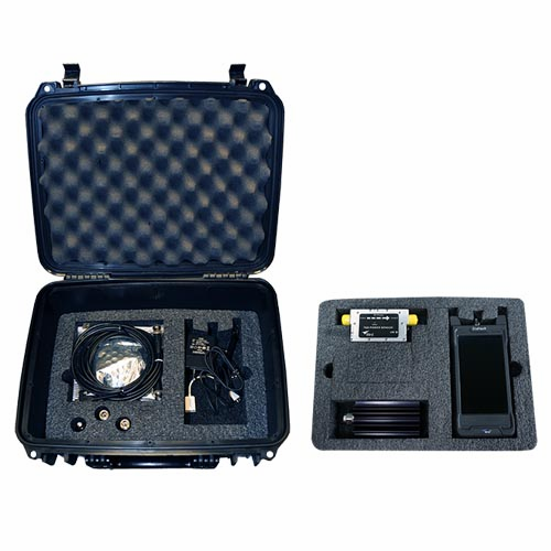 7003A001-6, SiteHawk Cable and Antenna Analyzer Test Kit (350 MHz - 4.0 GHz Wideband Power Sensor)