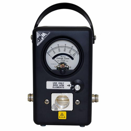 APM-16, Average Reading RF Wattmeter