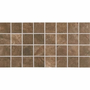 American Olean Bevalo Earth Mosaic 3 x 3