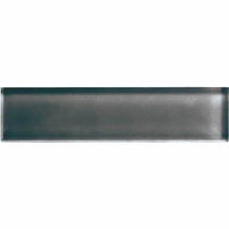 "American Olean Color Appeal Charcoal Gray 2"" X 8"""
