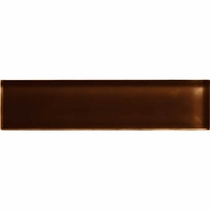 "American Olean Color Appeal Copper Brown 2"" X 8"""