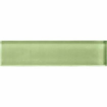 "American Olean Color Appeal Grasshopper 2"" X 8"""