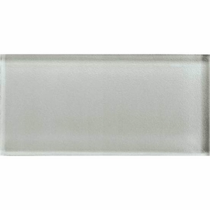 "American Olean Color Appeal Silver Cloud 3"" x 6"""