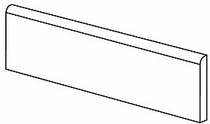 American Olean Infusion Bullnose 4 x 12