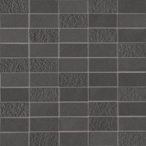"American Olean Method Strategic Brown Mosaic 12"" x 12"""