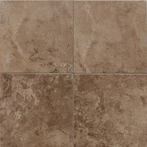 """American Olean Pozzalo Weathered Noce 6"""" x 6"""""""