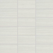 "American Olean Rapport Agreeable White Mosaic 2"" x 4"""