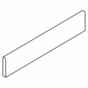 American Olean Rapport Compatible Charcoal Bullnose 3 x 12