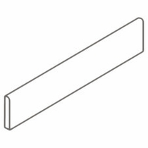 "American Olean Rapport Compatible Charcoal Bullnose 3"" x 12"""