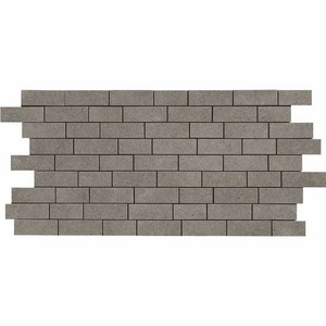 "American Olean Relevance Essential Charcoal Mosaic 12"" x 24"""