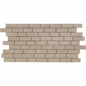 "American Olean Relevance Timely Beige Mosaic 12"" x 24"""