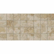 "American Olean Stone Claire Bluff Mosaic 3"" x 3"""