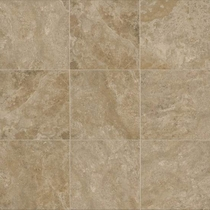 "American Olean Stone Claire Russet 6 1/2"" x 6 1/2"""