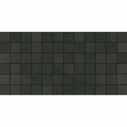 American Olean Theoretical Abstract Black Mosaic