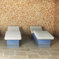 American Olean Unglazed ColorBody Mosaics