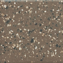 "American Olean Unglazed Colorbody Mosaics Nutmeg Speckled 2"" x 2"""