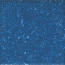 "American Olean Unglazed Colorbody Mosaics Sapphire Sky Speckled 1"" x 1"""
