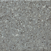 "American Olean Unglazed Colorbody Mosaics Storm Gray Speckled Hexagon 1"" x 1"""