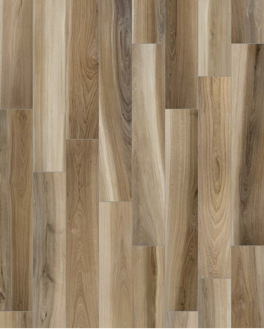 Anatolia Amaya Wood Natural Tile Flooring