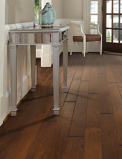 Anderson Casitablanca Mixed Balboa Brown Hardwood Flooring