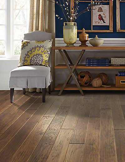 Anderson Floors Palo Duro Copper Hardwood Flooring