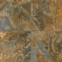 "Armstrong Alterna Reserve Allegheny Slate Copper Mountain 16"" x 16"""
