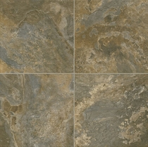 "Armstrong Alterna Reserve Allegheny Slate Italian Earth 12"" x 12"""