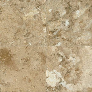 "Armstrong Alterna Reserve Athenian Travertine Provencial Bisque 12"" x 12"""