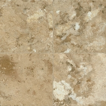 "Armstrong Alterna Reserve Athenian Travertine Provencial Bisque 16"" x 16"""