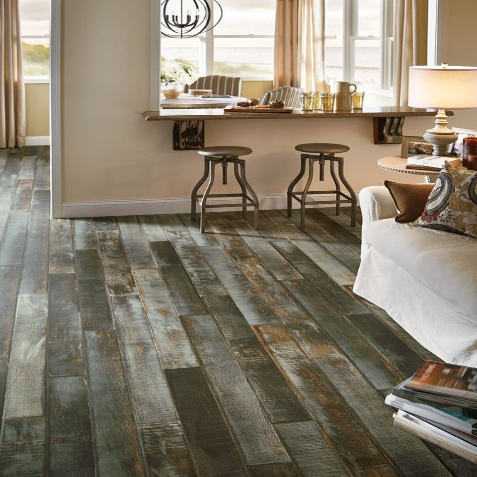 Armstrong architectural remnants azure mist laminate flooring for Armstrong homes price per square foot