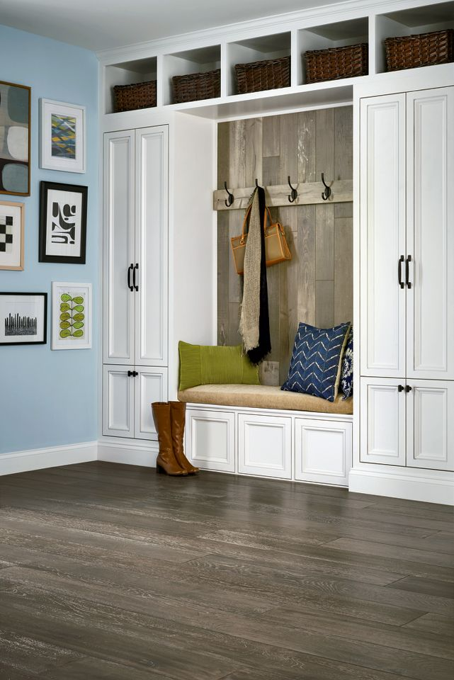 Armstrong Timberbrushed Limed Industrial Style Engineered