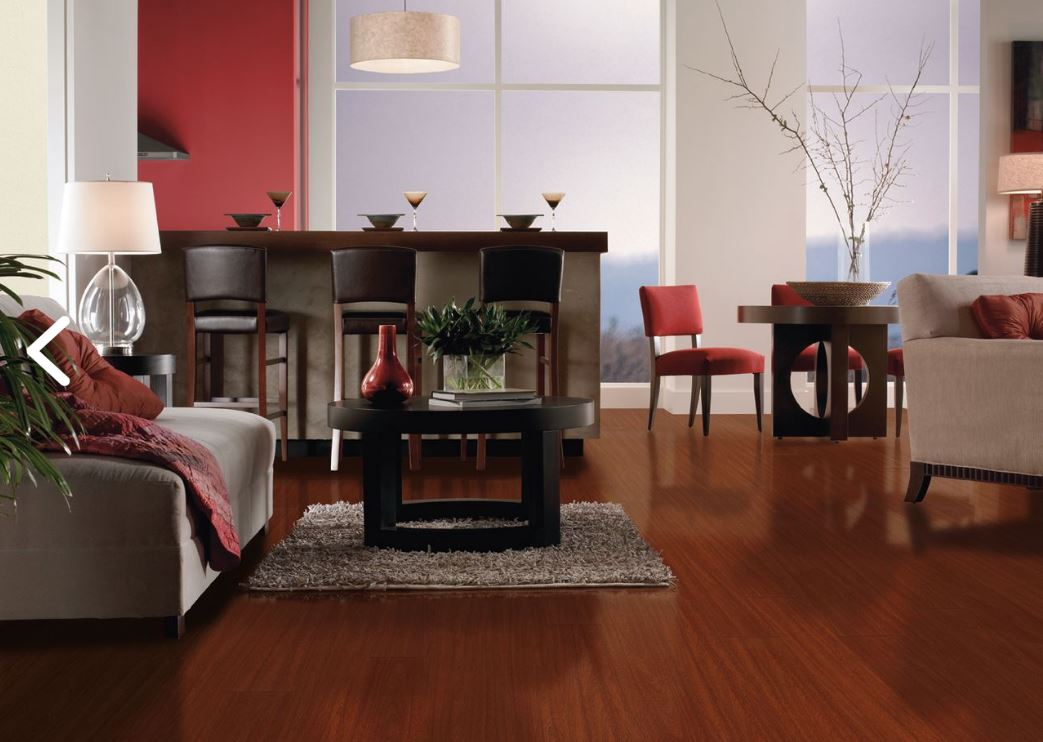Armstrong grand illusions brazilian jatoba 5 laminate for Armstrong homes price per square foot