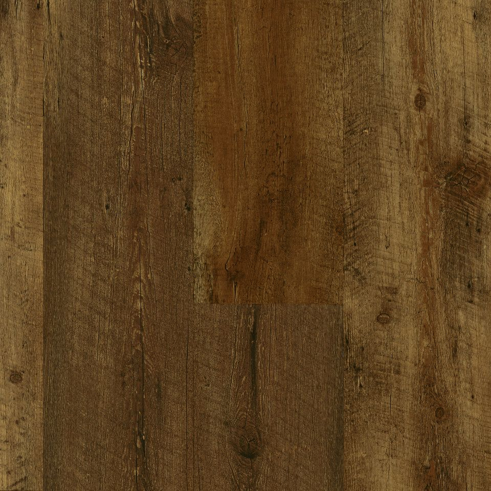 Armstrong luxe fastak farmhouse plank rugged brown luxury for Luxury vinyl