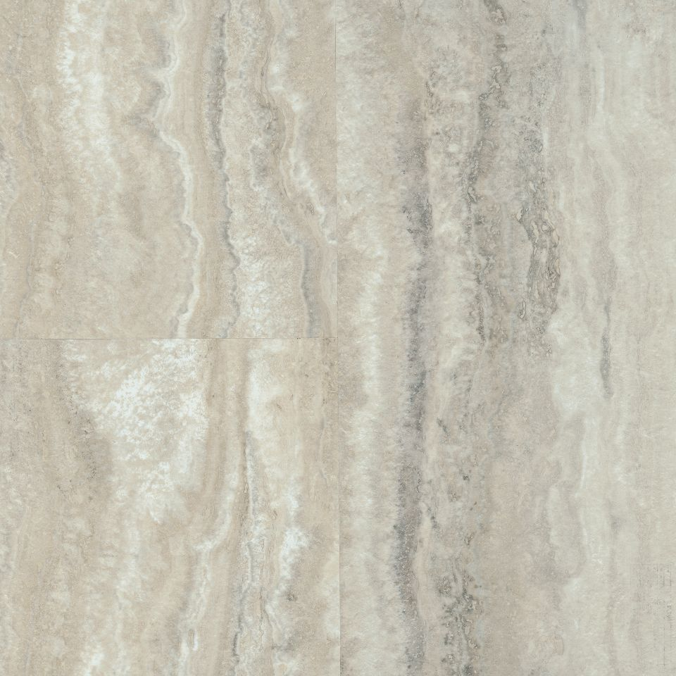 Armstrong luxe rigid core piazza travertine dovetail vinyl for Armstrong vinyl flooring