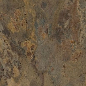 Armstrong Natural Creations EarthCuts Haven Stone Rust Brown