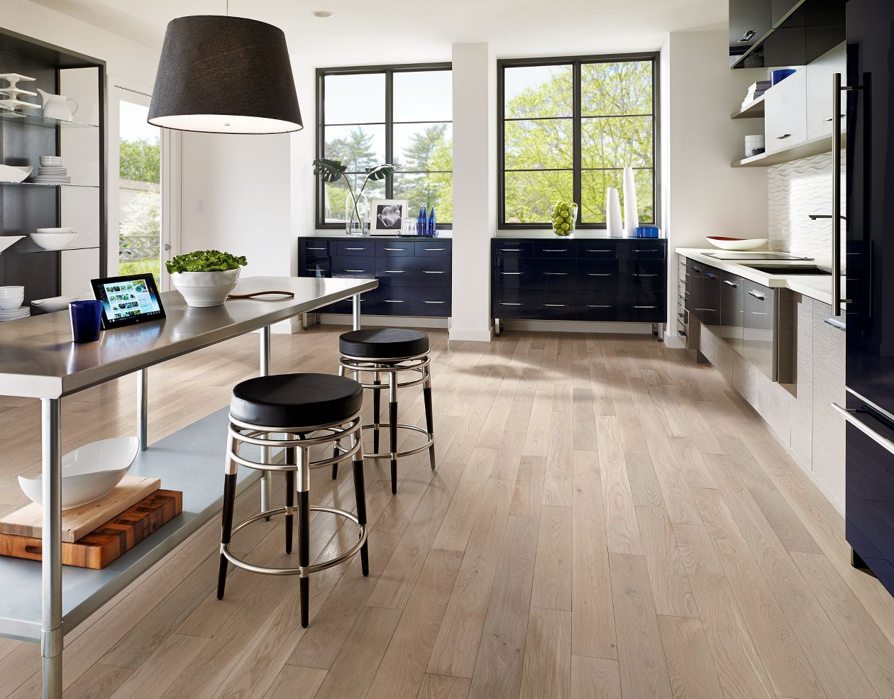Armstrong Prime Harvest White Oak Mystic Taupe Low Gloss