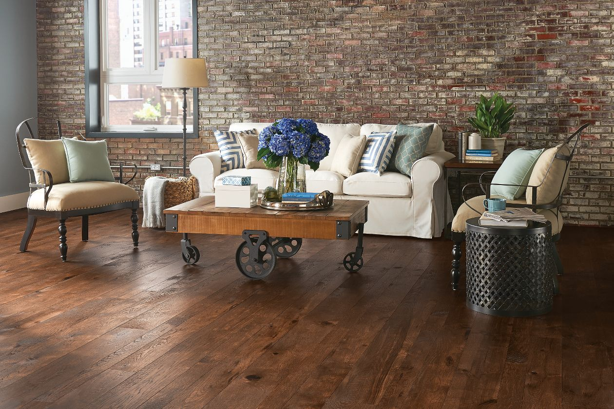 Armstrong Timbercuts Forest Path Engineered Hardwood Flooring
