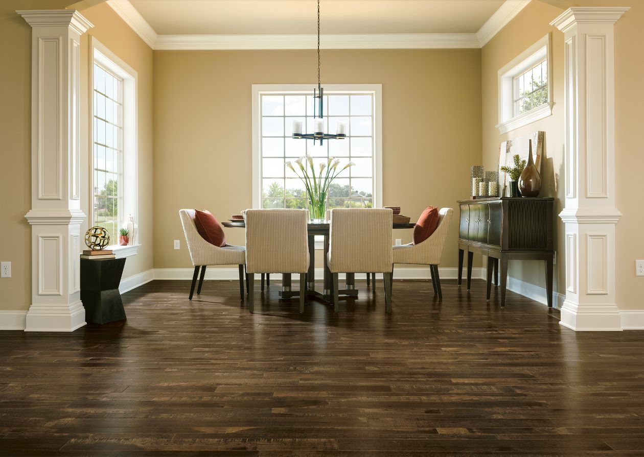 Armstrong Timbercuts Harvest Field Engineered Hardwood