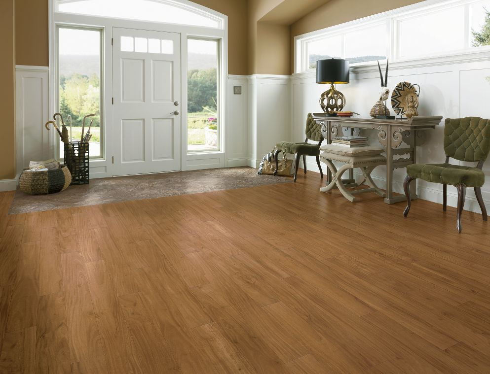 Armstrong vivero amendoim amber glow luxury vinyl flooring for Luxury linoleum flooring