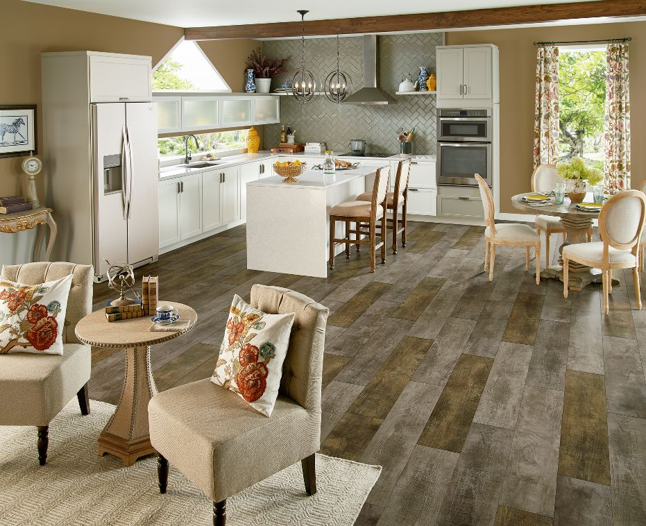 Armstrong vivero homespun harmony down to earth vinyl for Armstrong homes price per square foot