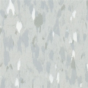 "Azrock VCT Powder Grey 12"" x 12"""