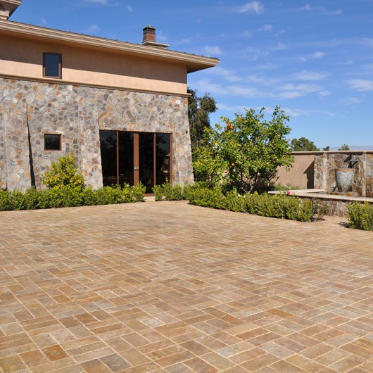 Bedrosians Exterior Tile Travertine Limestone Quartzite Pavers