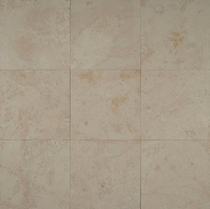 "Bedrosians Travertine Tile Anatolian Creme 18"" x 18"""