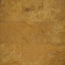 "Bedrosians Travertine Tile Siena 12"" x 12"""