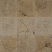 "Bedrosians Travertine Tile Venato 12"" x 12"""