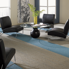 EF Contract On Point Carpet Tile